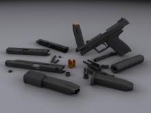 H&K USP (.45ACP) Model preview