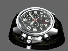 Air Forces Watch Model screenshot