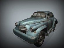 volga Model preview
