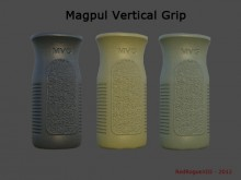 MVG - MOE Vertical Grip Model preview