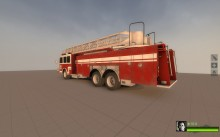 L4D2 Fire Engine Model screenshot #2