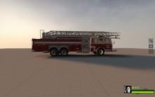 L4D2 Fire Engine Model screenshot #3