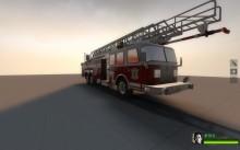 L4D2 Fire Engine Model screenshot #4