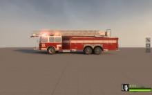 L4D2 Fire Engine Model screenshot #6