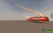 L4D2 Fire Engine Model screenshot #8