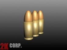 9mm bullet updating Model preview