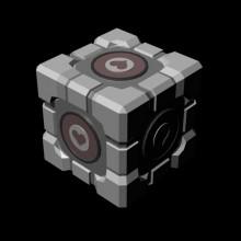 Companion Cube preview