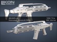 Scar-LK Model preview