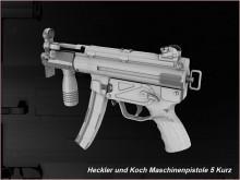 MP5K Model preview