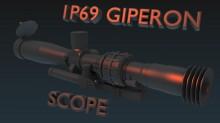 1P69 GIPERON Model preview
