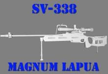SV-338 GIPERON Model preview
