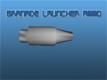 Granade Launcher Ammo Model preview