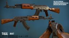 AK47 (2013) Model preview