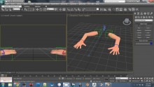 =FeN!x= Hands Model preview