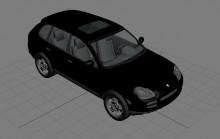 Porsche Cayenne Model preview