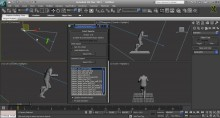 Outlast Animations Model preview