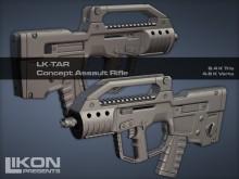 LK-TAR Model preview