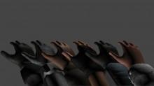 Garry's Mod IK Hand Rigs Model preview