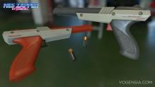 NES Zapper Model preview