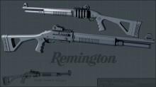 Remington Defense 590 Model preview