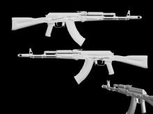 AK Pack Model preview