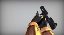 Black Mesa Desert Eagle (needs compiler) Model preview