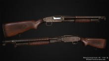 Winchester M1912 Model preview