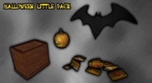 Halloween Small Pack Model preview