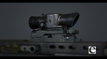 SUSAT sight Model preview