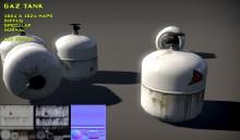 Gaz Tank Model preview