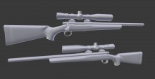 Remington 700 SPS Model preview