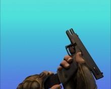 Glock-18 on GamersLive's animation Model preview