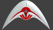 XR-900 Geopelia Model preview