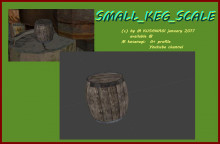 small_keg_scale<br>_ut2k4 Model preview