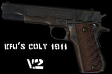 Kfu´s Colt 1911 V2 Model preview