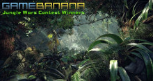 "The ""Jungle Wars"" Contest Winners"