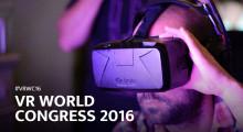VR World Congress 2016