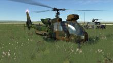 DCS: SA342 Gazelle early access!