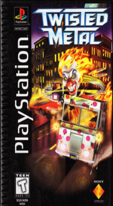 Twisted Metal 2 Gameplay
