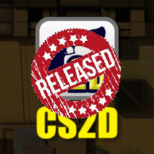 CS:2D released in Steam!