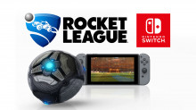 Rocket League now on Nintendo Switch