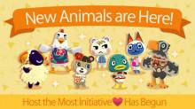 7 New Animals Added
