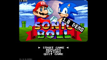 Sonic Boll 1.8 Demo Released!