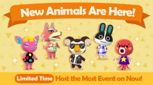 5 New Animals Come to Camp