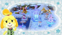 Crystal Collection Event