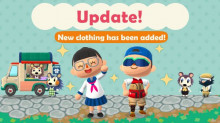New Clothing and Celeste Are Here!