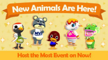5 New Animals Have Come to Visit!