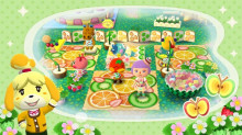 Fruit Party Event and Children's Day