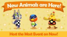 3 New Animals!