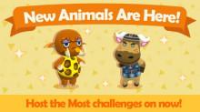 2 New Animals!